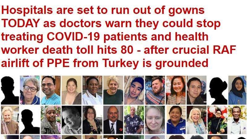 Corona virüsüyle mücadelede Türkiye tartışması: Göndermezlerse her şey durur