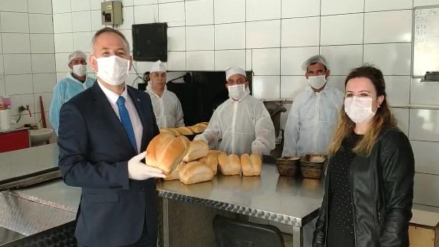 CHP'li belediyeden ekmeğe yüzde 50 indirim!
