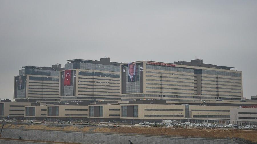 Son dakika... Başakşehir Şehir Hastanesi açıldı