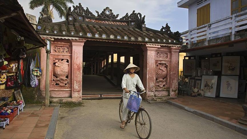 Vietnam'daki 400 yıllık Japon Köprüsü