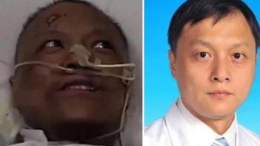 Uzmanlar şaşkına döndü... Çin'de corona virüsünü yenen doktorların ten rengi değişti