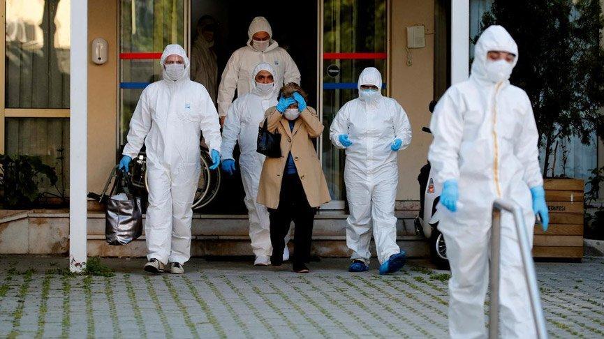 Türkiye'deki corona virüsünden kaynaklı güncel ölü ve vaka sayısı açıklandı