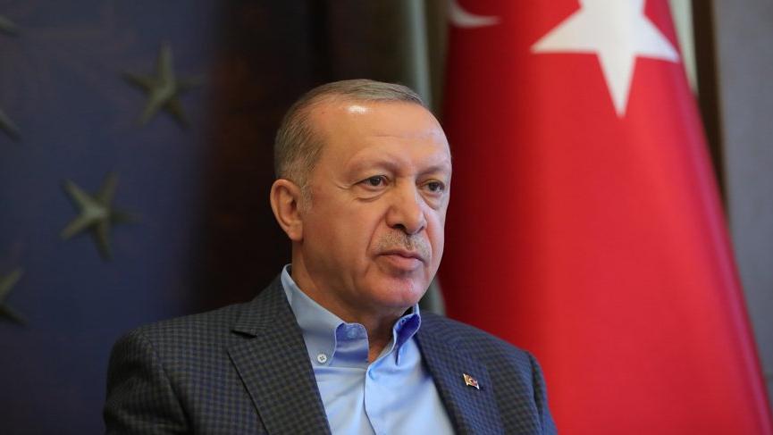 Erdoğan: Salgın yatay seyre geçmeye başladı