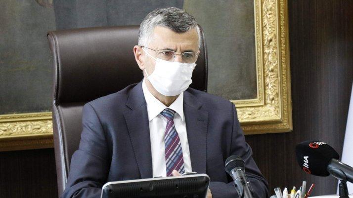 'Sağlıkçılar yük' diyen Zonguldak Valisi, tekrar özür diledi