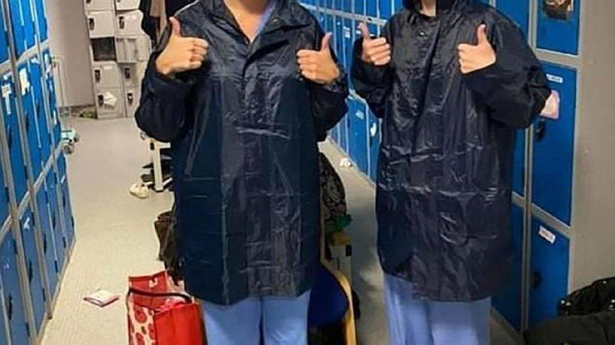 İngiltere'de ekipman krizi! Türk yardımları gecikince yağmurluk giydiler