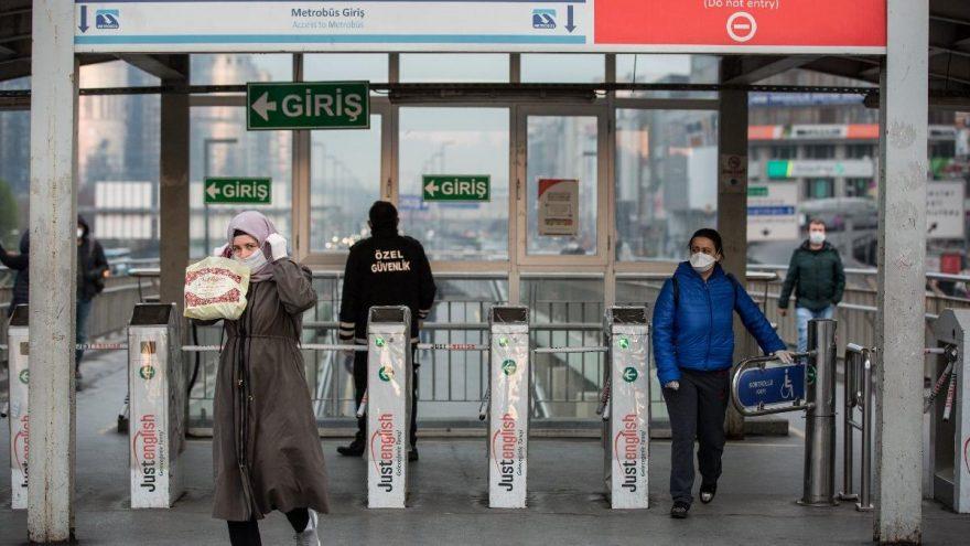 İstanbul'da toplu ulaşım 4 gün boyunca hizmet verecek