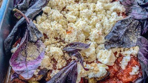 Patlıcanlı lazanya tarifi