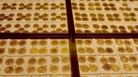 Altın fiyatları: Gram altın 377 lira! Çeyrek altın ve yarım altın ne kadar?