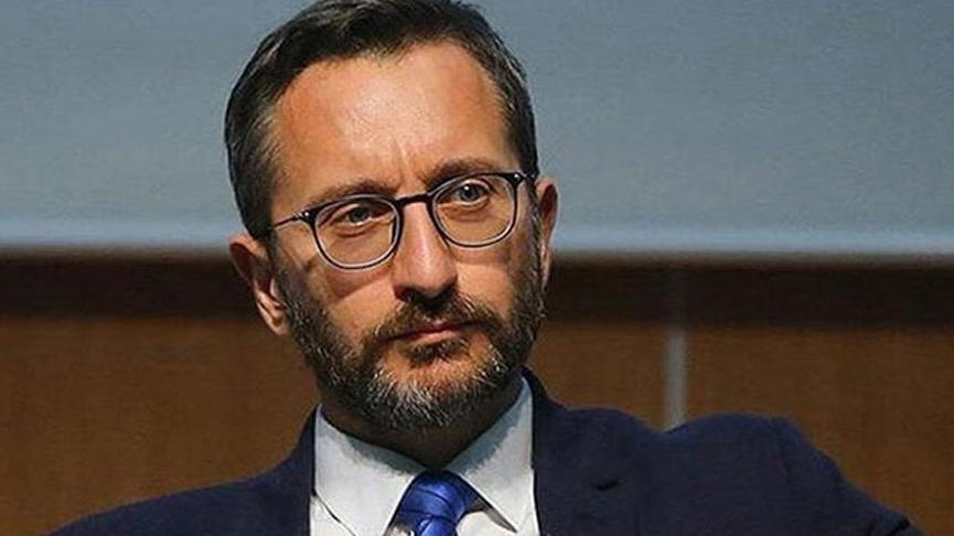 Fahrettin Altun'un evinin fotoğraflarını çeken CHP ilçe başkanı hakkında soruşturma