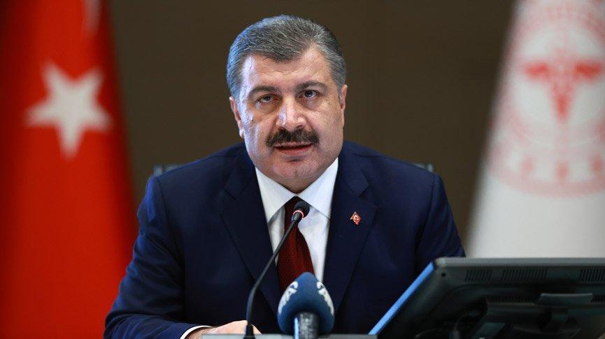 Sağlık Bakanı Koca güncel can kaybı ve vaka sayısını açıkladı