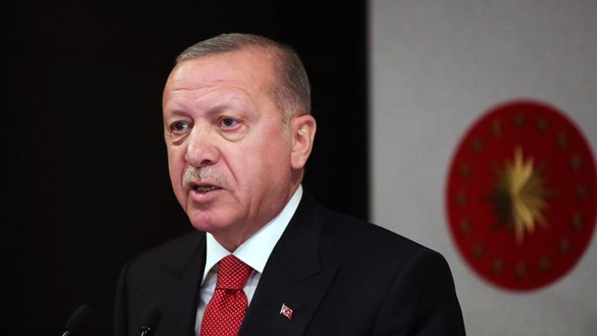Cumhurbaşkanı Erdoğan'dan 23 Nisan mesajı!
