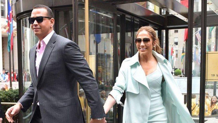 Jennifer Lopez ile Alex Rodriguez, New York Metz'i satın alacak