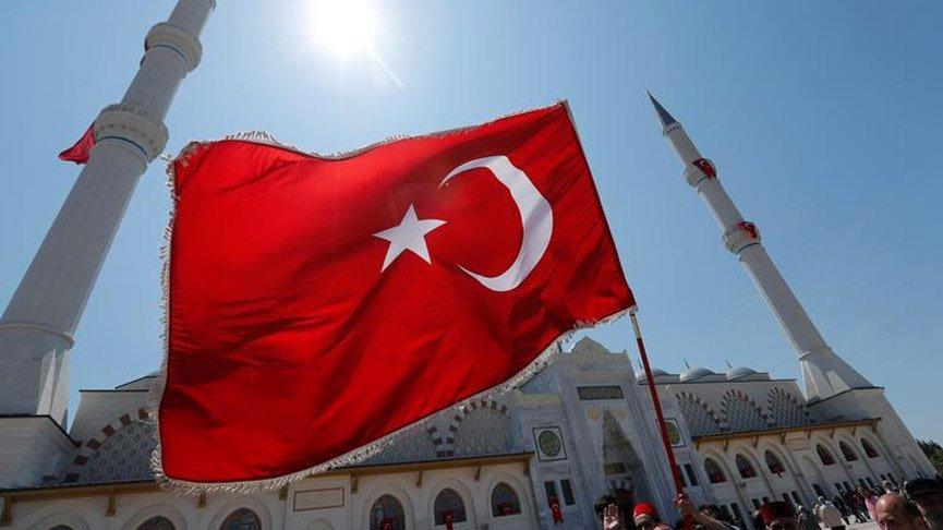 Dünyanın en güzel bayrağı anketinde Türk Bayrağı 1'inci sırada!