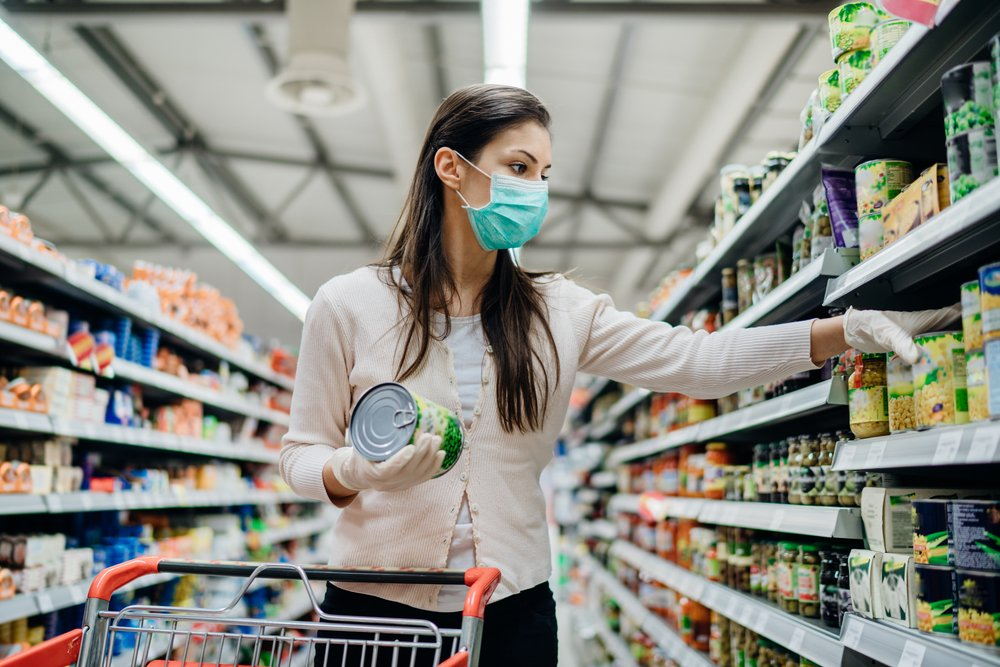 Corona virüsü salgınında market ve bakkallar ne kadar güvenli! - Güncel  yaşam haberleri