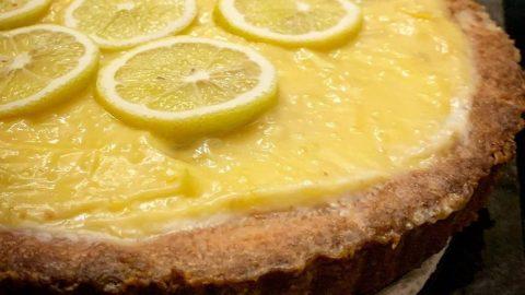 Limon tart tarifi