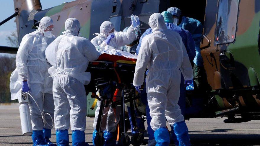 İspanya'da günlük kayıp üç gündür artıyor: 22 bin 157'ye yükseldi