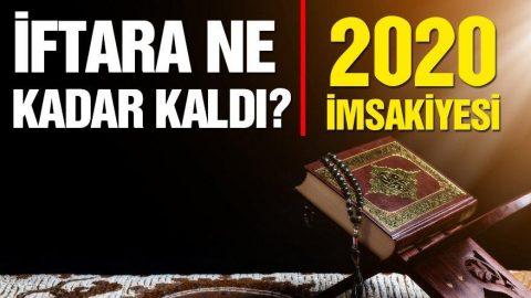 2020 Kayseri imsakiye: Kayseri için ilk sahur ve iftar saat kaçta? (Diyanet imsak vakitleri))