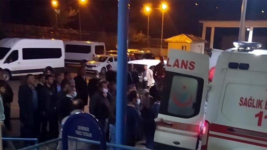 Feci kazada can pazarı: 2 ölü, 18 yaralı