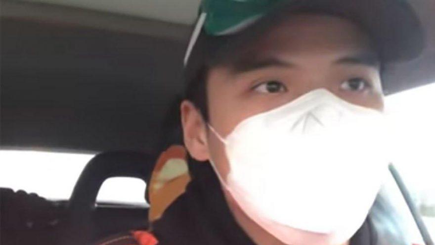 Çin'de salgının merkezinde kaybolan gazeteci aylar sonra ortaya çıktı!