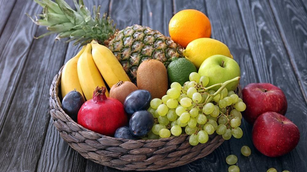 Meyve tüketiminde aşırıya kaçmayın!
