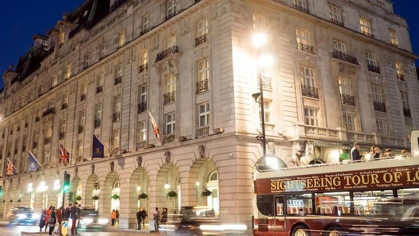 Dünya'nın en pahalı oteli 800 milyon sterline satıldı