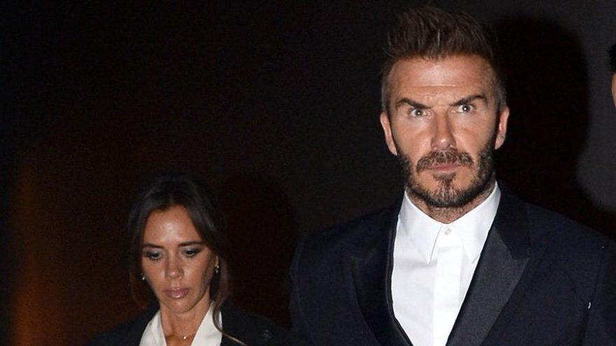 David Beckham bağış yapmak istedi ama Victoria Beckham yüzünden protesto edildi