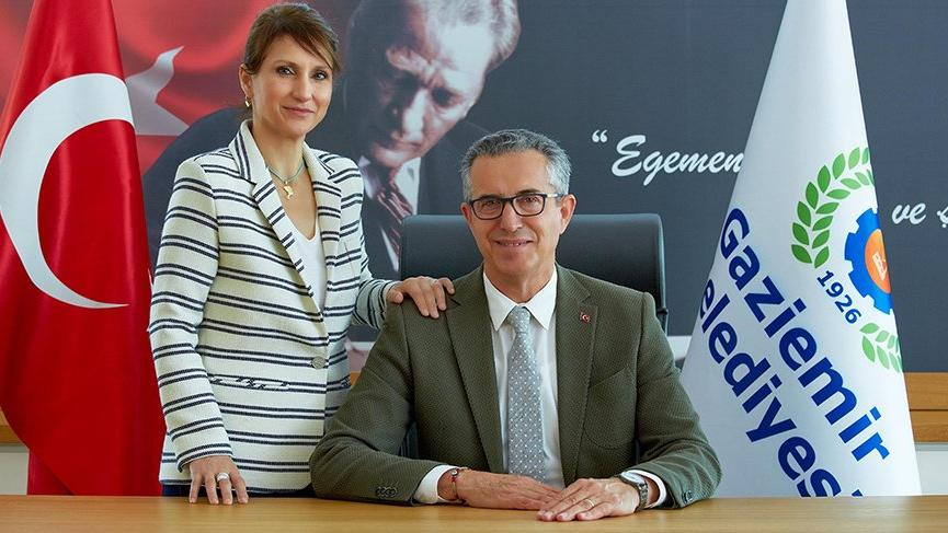 Gaziemir Belediye Başkanı'nın eşi, corona virüse yakalandı