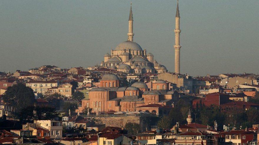 İstanbul'da sahura ne kadar kaldı?25 Nisan İstanbul sahur saati! İşte 2020 İstanbul imsak vakti…
