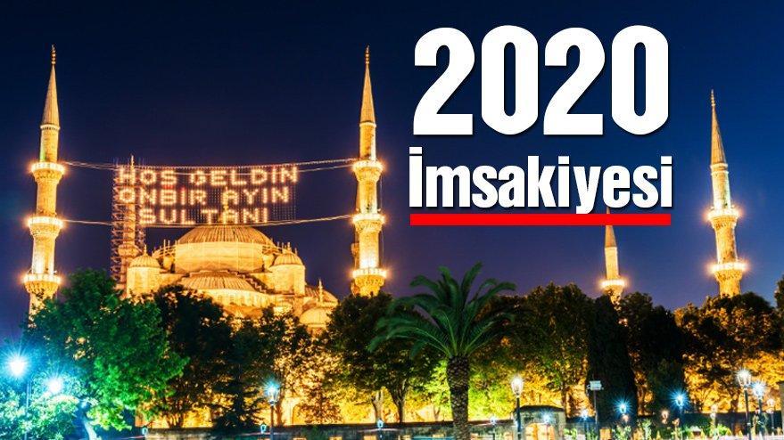 Tüm illerin iftar saatleri… Adana'dan Zonguldak'a A'dan Z'ye il il imsakiye…