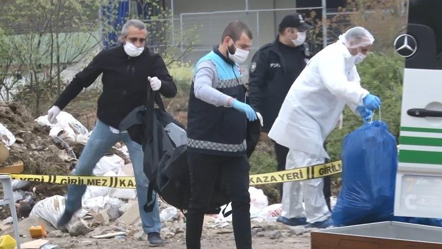 18 yıl önce işlenen cinayeti corona temizliği ortaya çıkardı