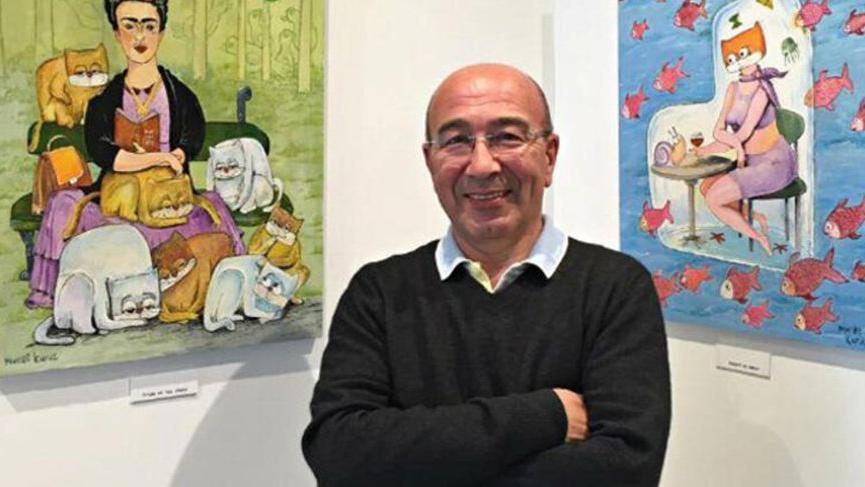 Ünlü karikatürist Murat Kürüz Bodrum'da yaşamını yitirdi