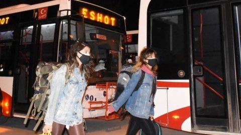 Türk vatandaşlarının tahliyesi sürüyor