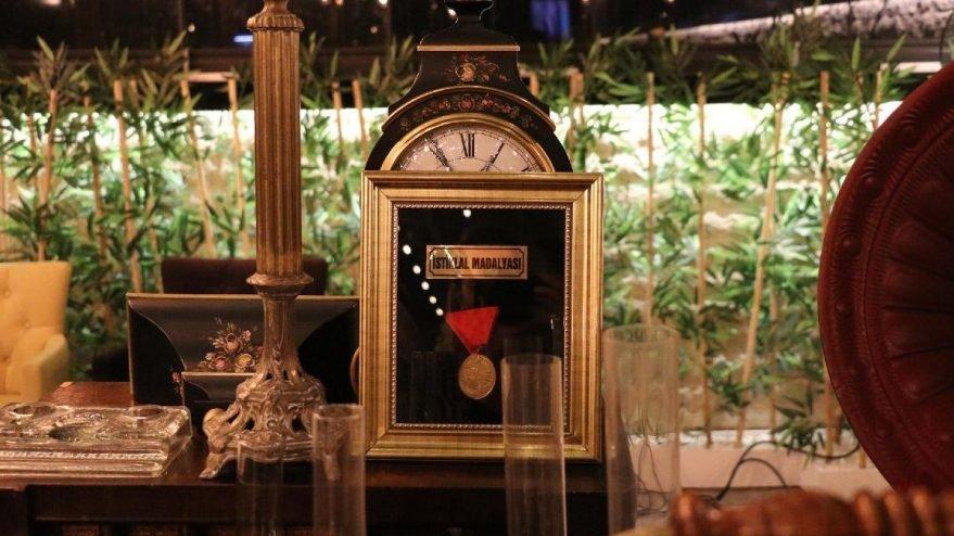 Bir asır gecikmeli gelen madalya