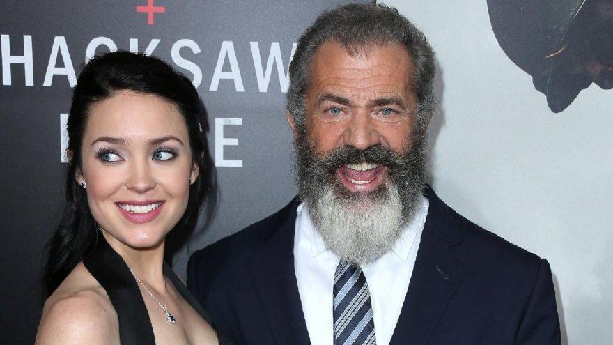 Mel Gibson, kendisinden 35 yaş küçük sevgilisiyle görüntülendi