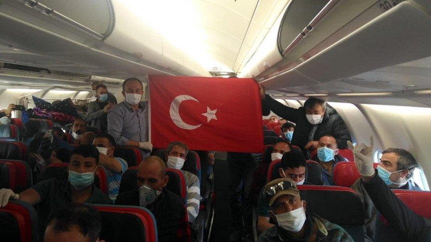 Dışişleri Bakanı Çavuşoğlu: 60 bin vatandaşımızı getirdik