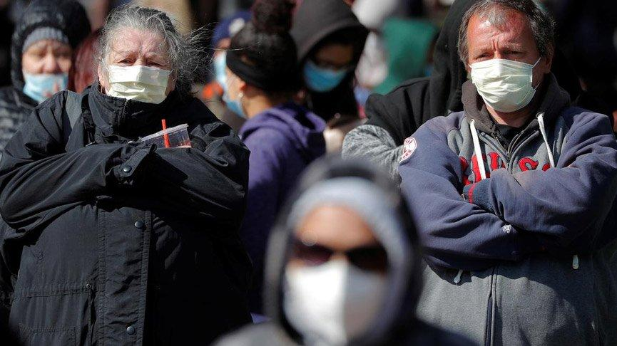 ABD'de son durum: Ölü sayısı 50 bini aştı