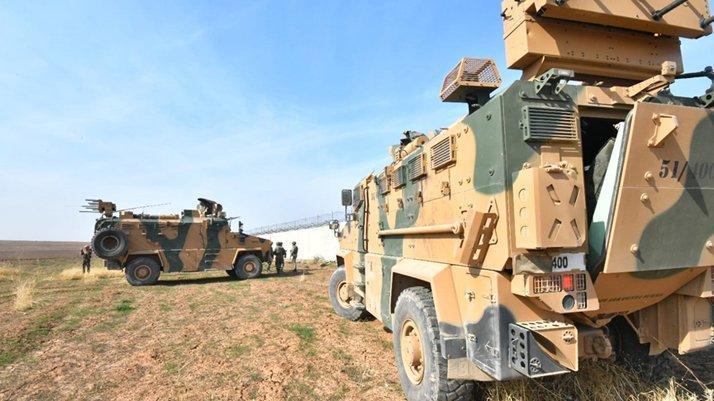 Barış Pınarı bölgesine sızma girişimi: 20 terörist öldürüldü