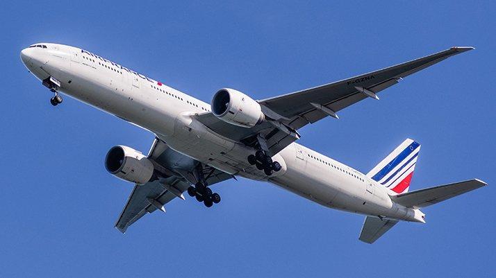 Fransa ve Hollanda'dan Air France-KLM'ye 10 milyar euroluk destek