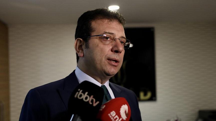 İmamoğlu'nun avukatları suç duyurusunda bulundu!
