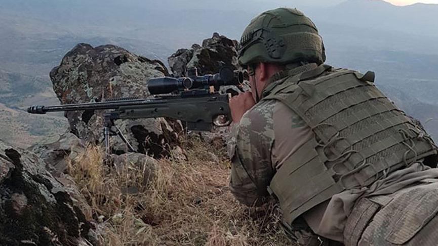 MSB'den 1 askerin şehit olduğu saldırıya ilişkin açıklama!