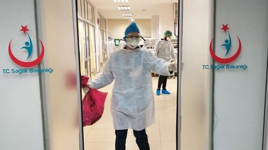 Ankara'da 175 sağlık çalışanının corona virüsü testi pozitif çıktı