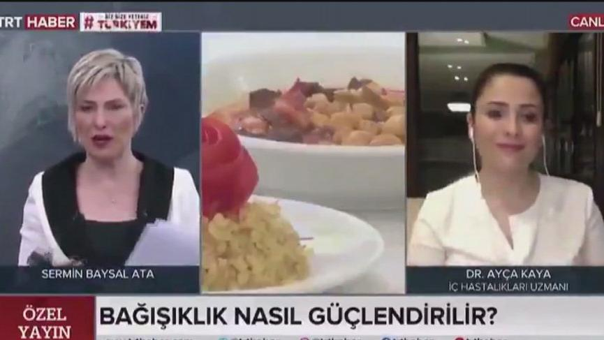 TRT spikeri sordu... Sosyal medya karıştı