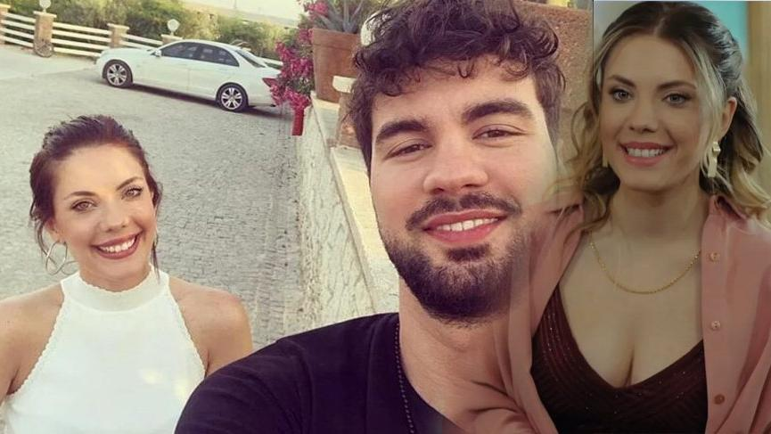 Eda Ece ve sevgilisi Buğrahan Tuncer ayrıldı