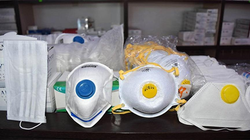 CHP'nin ABD Temsilciliğinden 100 bin maske