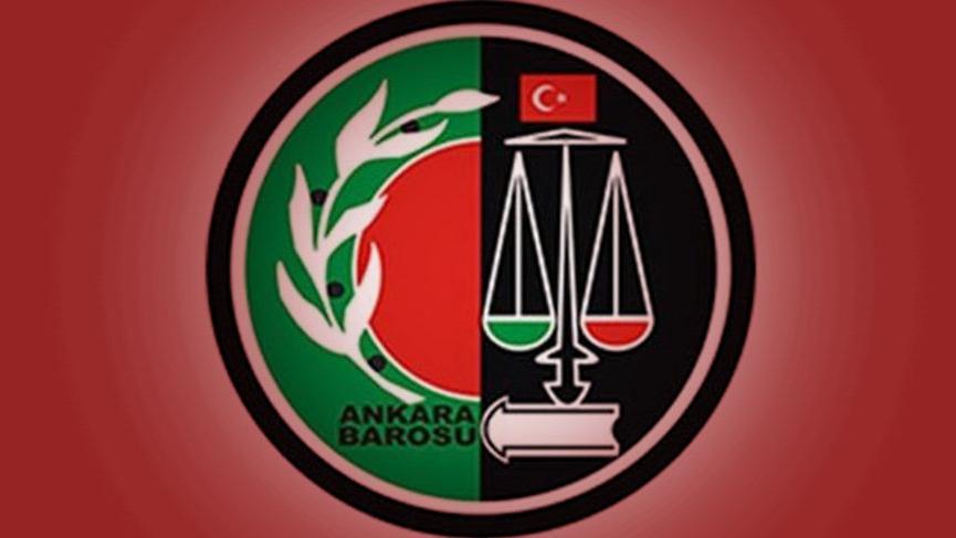 Ankara Barosu'ndan 'soruşturma' açıklaması