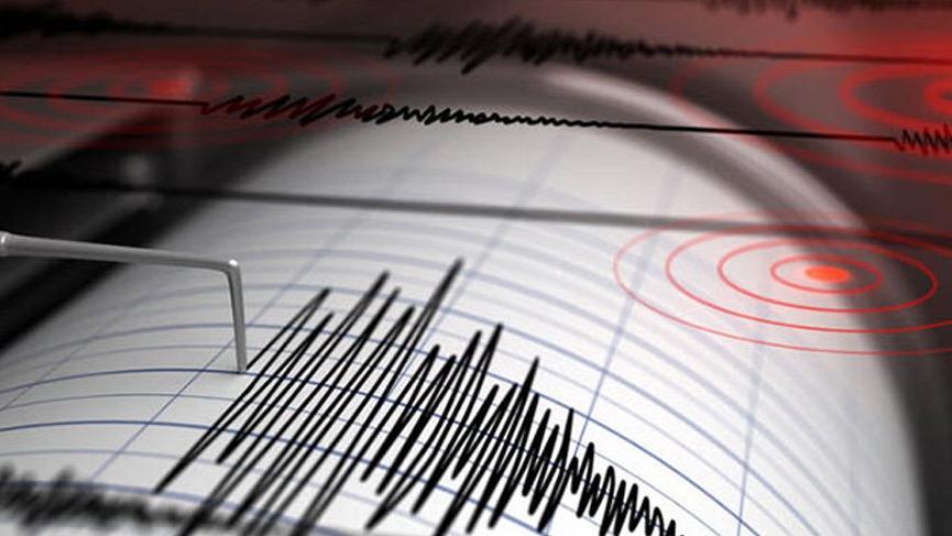 Çanakkale'de 3.6 büyüklüğünde deprem!