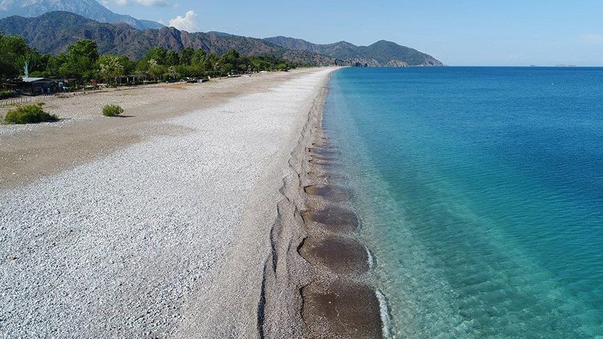 Caretta carettaların sahillerinde corona sessizliği