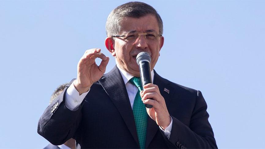 Davutoğlu'ndan AKP'ye uyarı: Eylem planlarını hazırlayın ve açıklayın