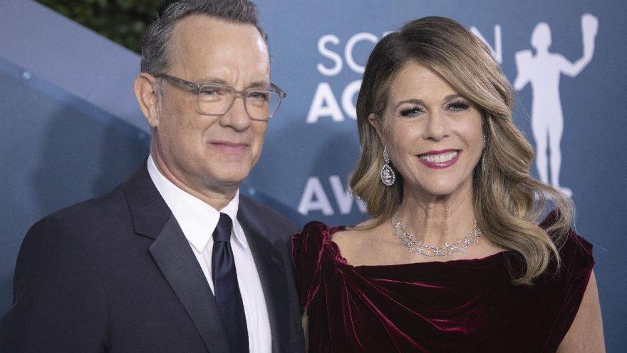 Tom Hanks, plazma bağışında gönüllü oldu