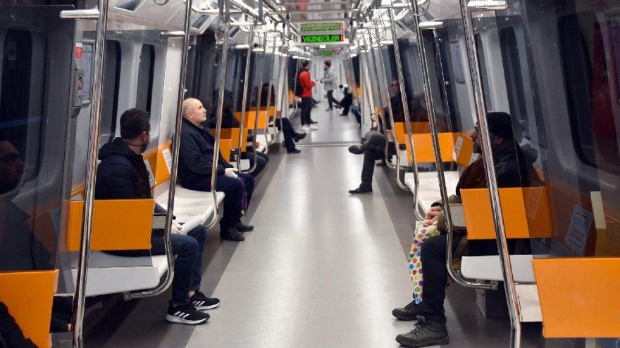 İstanbul Havalimanı için Çin'den 176 metro aracı alındı